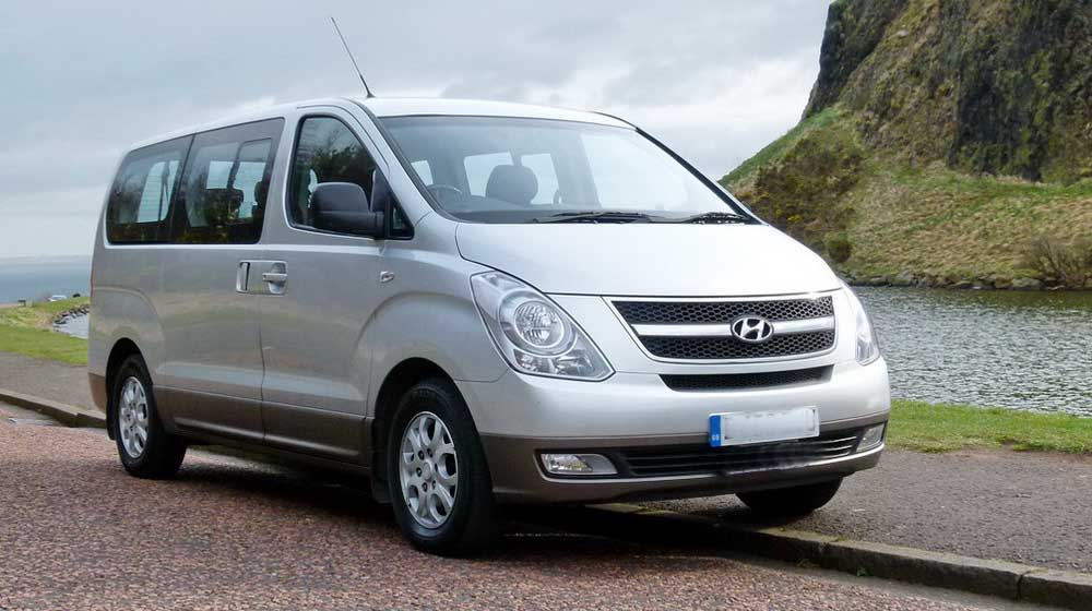 Luxury People Carrier Scotland